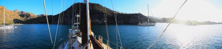 Agua Verde panoramic