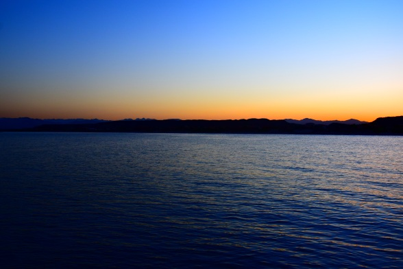 Punta Chivato Sunset