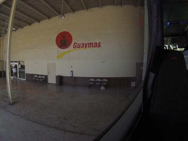 Leaving Guaymas