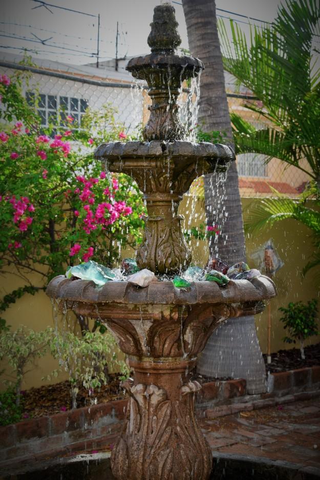 Ray's fountain