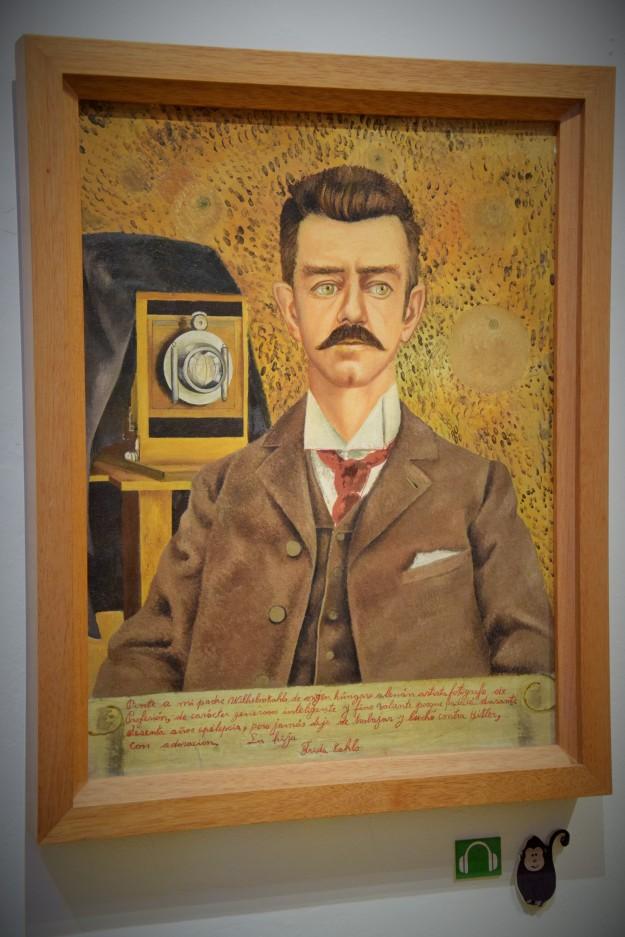 Frida's father