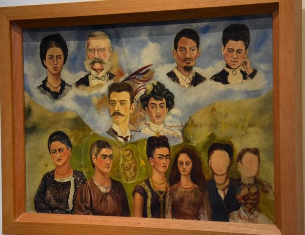Frida's family