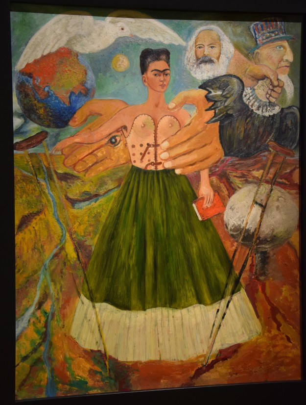 Communism will heal us by Frida Kahlo