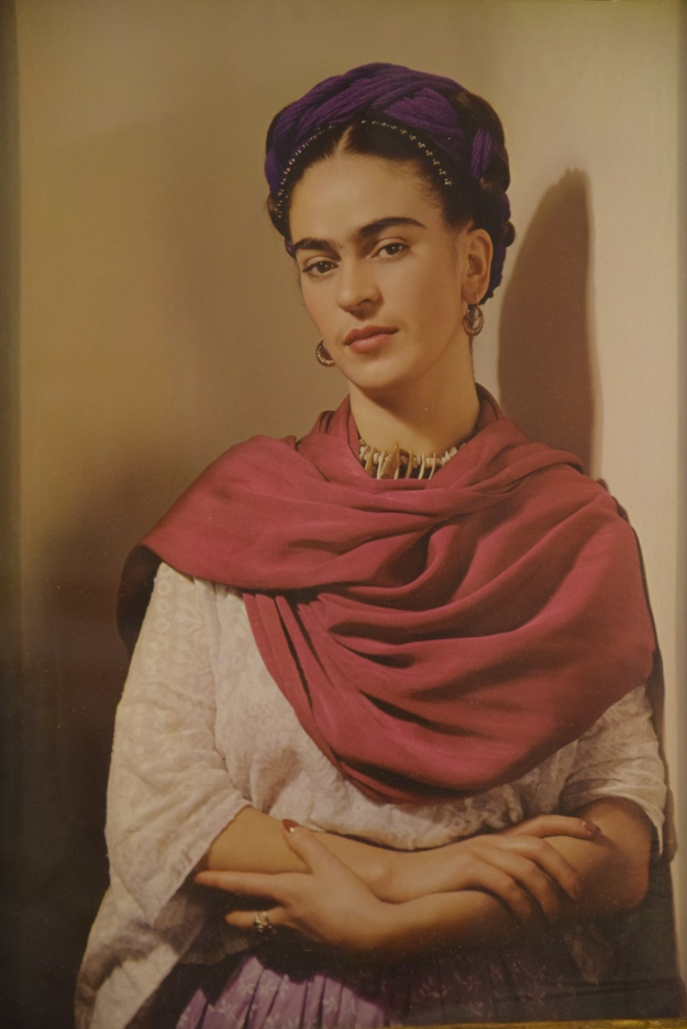 Frida Kahlo by Nickolas Murray