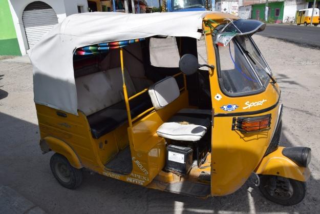 Mitlan's taxi