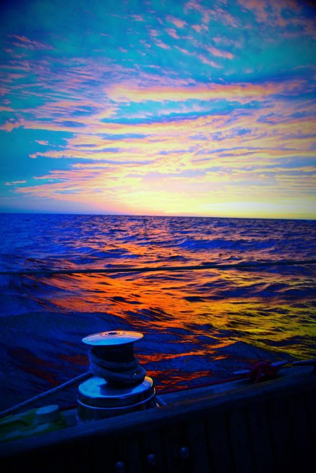 Dernier coucher de soleil de 2015