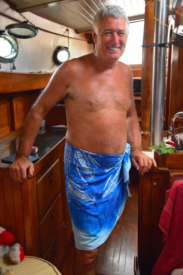 Un Irlandais Calédonien Tahitien, au Panama!