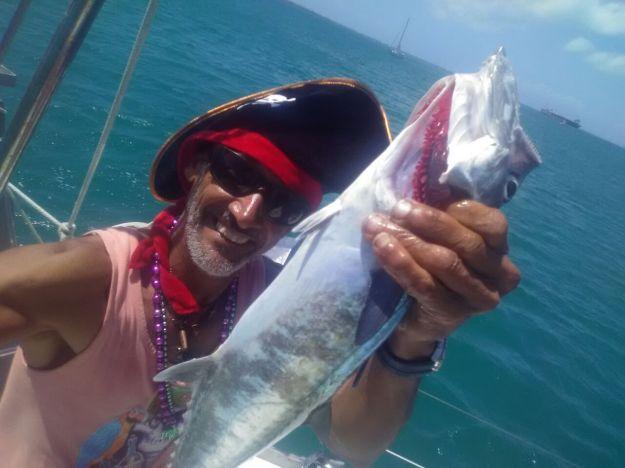 Captain Tony Torres